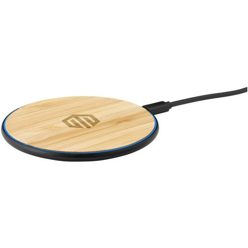 Bamboo 10W wireless fast charger