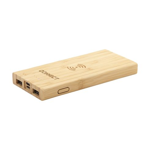 Bamboo 8000 Wireless powerbank